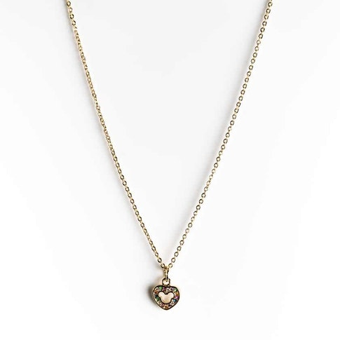 Ia Bon Symbol Necklace – Gold Heart