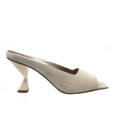 Maxine Shoes Torre In Beige